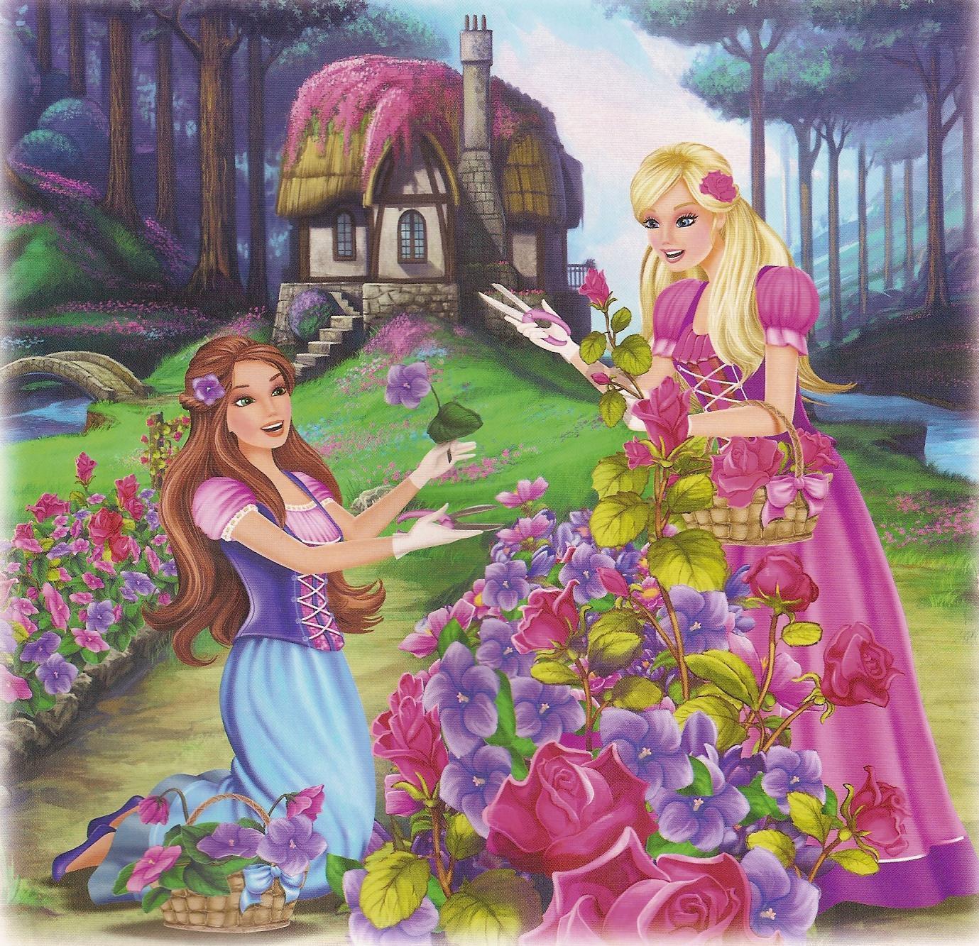 Alvinda Tania Nur Athifa Pungkas Barbie and the Diamond
