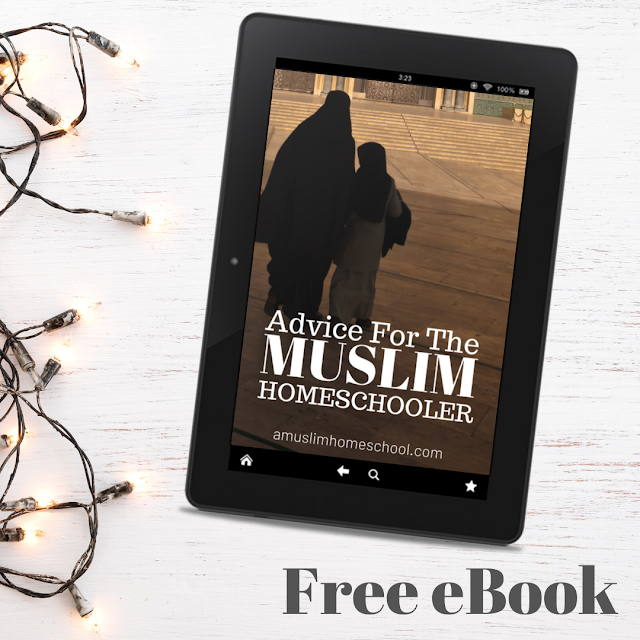 free eBook to help Muslim homeschoolers