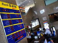 BTN Gelontorkan Dana 275 Miliar Rupiah Untuk Beli Saham Di Pasar Sekunder