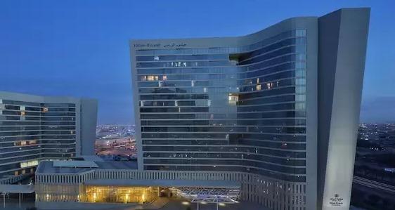فندق هيلتون الرياض احجز الان وادفع عند الوصول