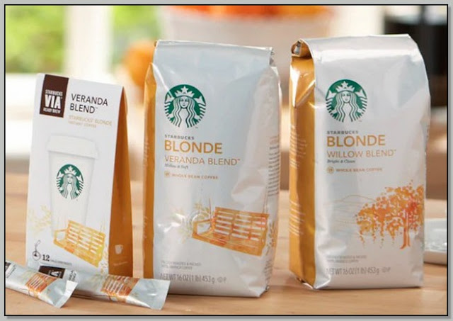 Coffee Blends At Starbucks