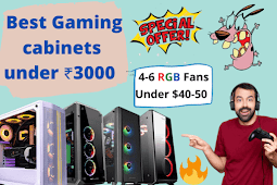 12 Best gaming cabinet under ₹3000-June 2020