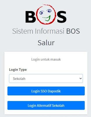 Cara Verifikasi Rekening BOS