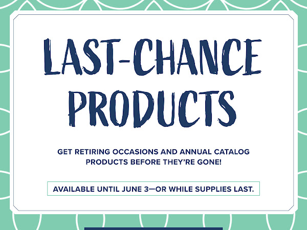 Discounts for the Last Chance List