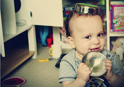 Image: King of the Kitchen, by Gabriella Corrado, on Flickr
