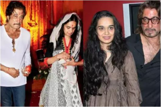 Shraddha Kapoor's mom and dad got married