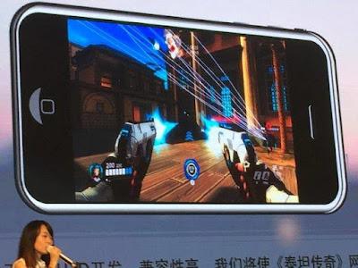 Legend Of Titan, Tiruan Overwatch Untuk Mobile