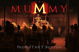 The Mummy Tomb of The Dragon Emperor RIP PS2 ISO