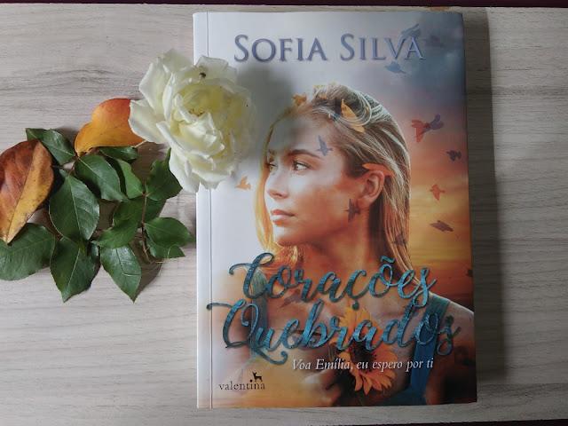 [Resenha] Corações Quebrados - Sofia Silva