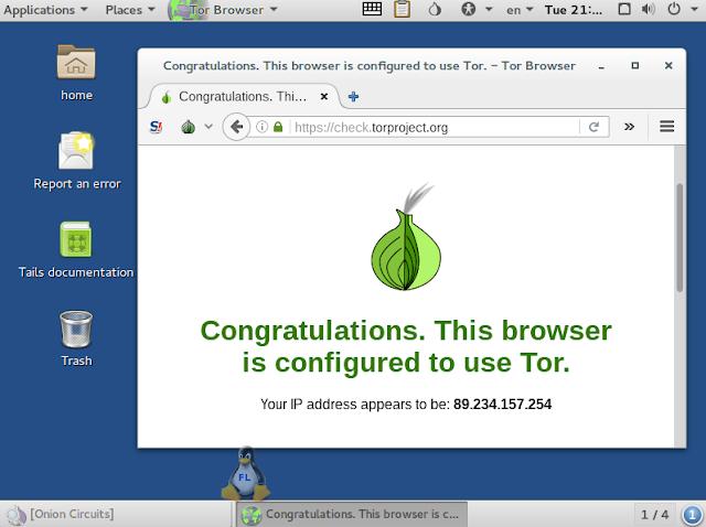 Tor Live Cd