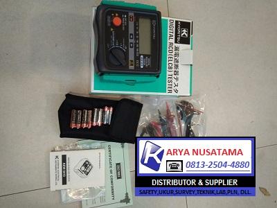Jual Kyoritsu 5410 RCD Tester ELCB di Surabaya