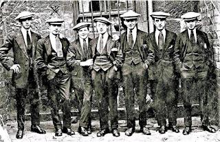 La verdadera banda de los Billy Boys de Glasgow