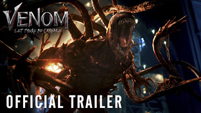 Venom: Let There Be Carnage 2nd Official Trailer Released