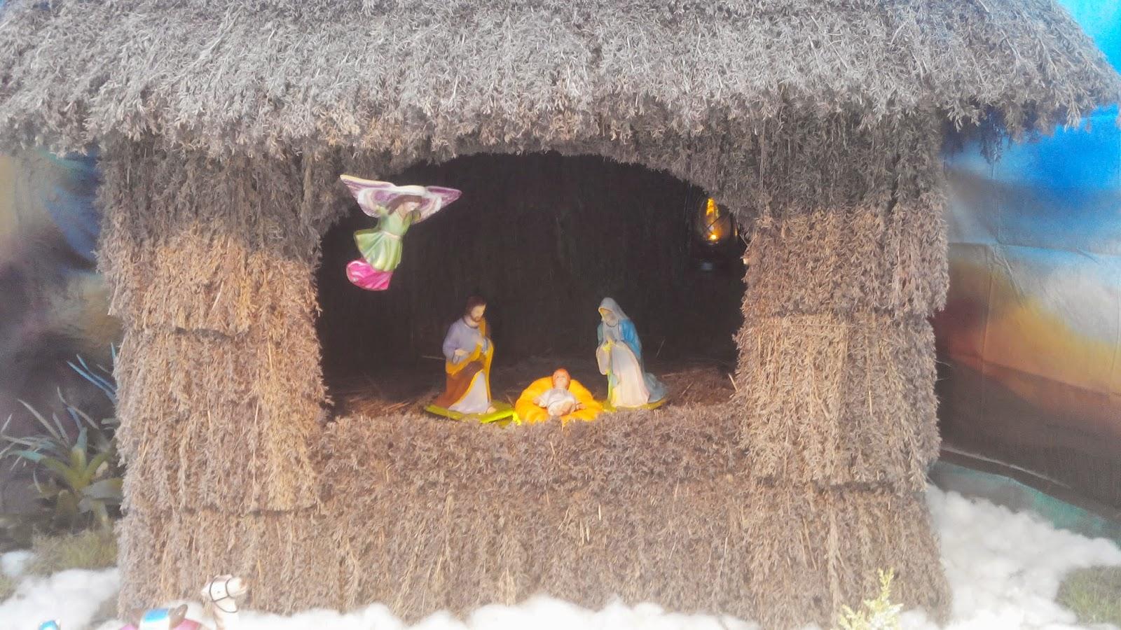Christmas Crib Designs In 2014