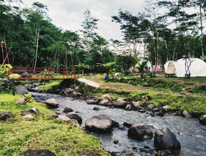 Ledok Sambi, Hidden Place di Kaliurang Yogyakarta