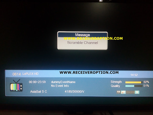 SAT TRACK AERO PLUS HD RECEIVER POWERVU KEY OPTION