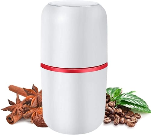 ISWOEK 120g Large Capacity Electric Coffee Spice Grinder