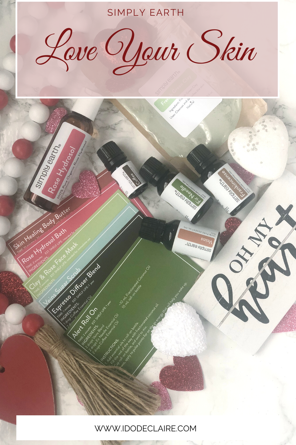 Love Your Skin with Simply Earth's February Box!