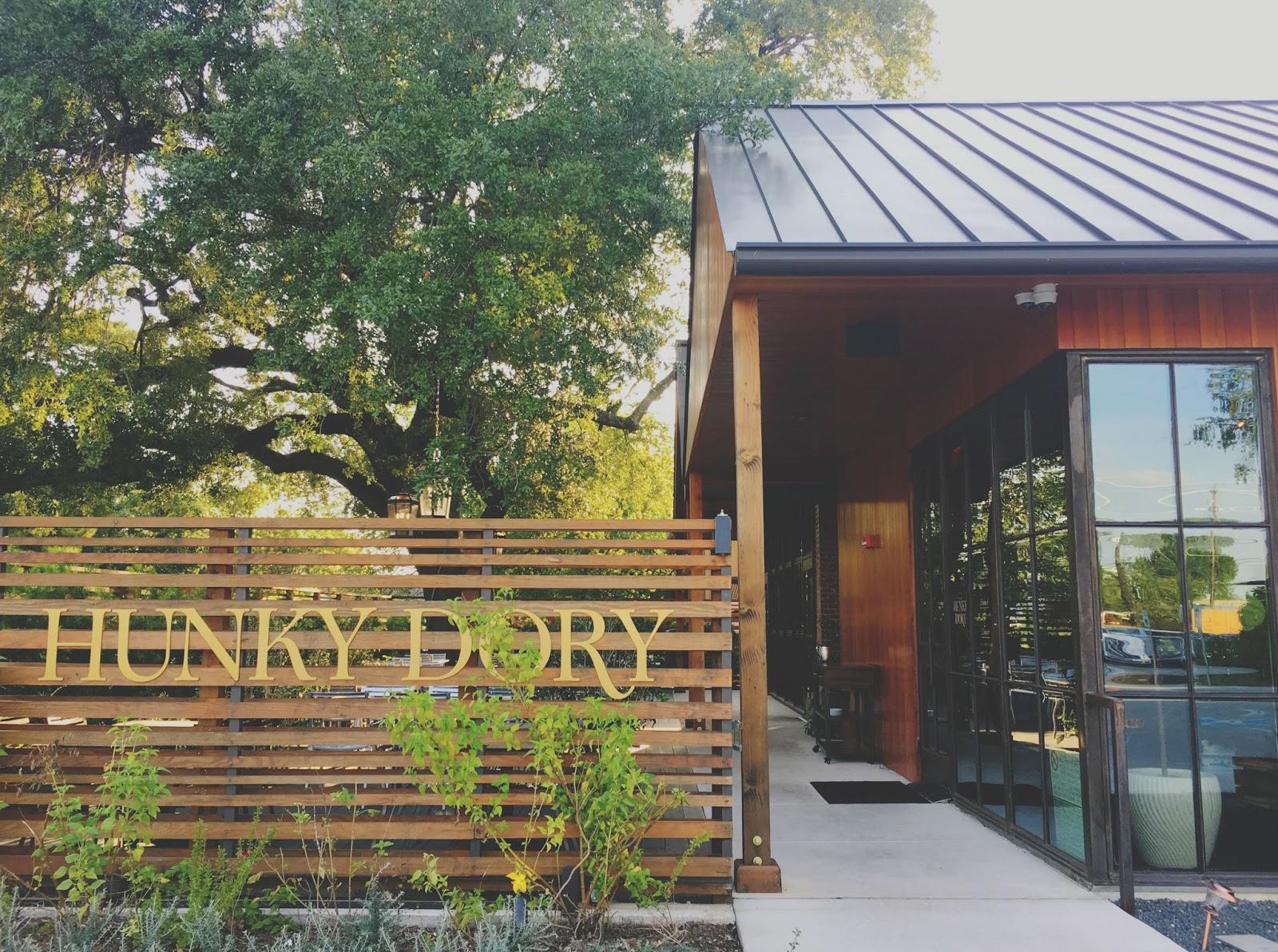 Hunky Dory - A restaurant in Houston, Texas