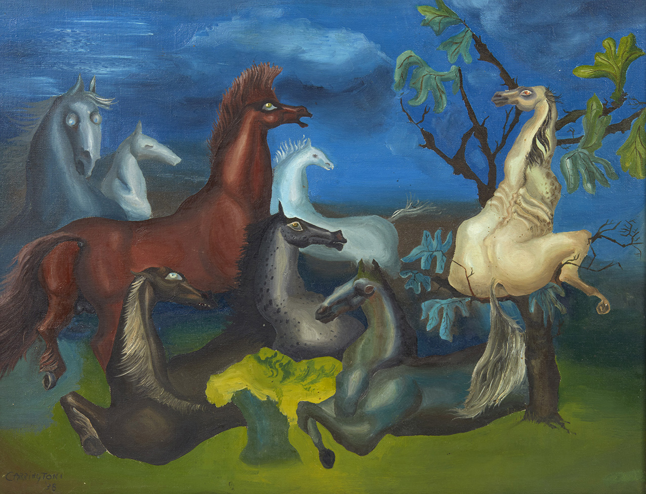 Lord Cadlestick´s Horses