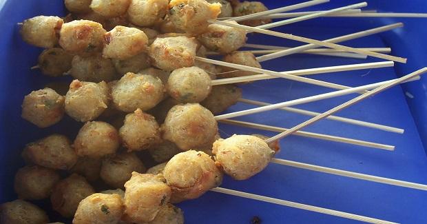 Pinoy Homemade Fishball