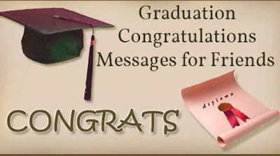 Congratulations Message For Graduation