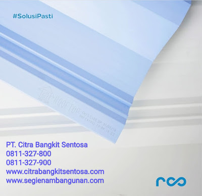 Atap UPVC ROOFTOP | PT. CITRA BANGKIT SENTOSA