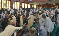 LAGOS ASSEMBLY PASSES BUDGET OF N1.046TRN INTO LAW