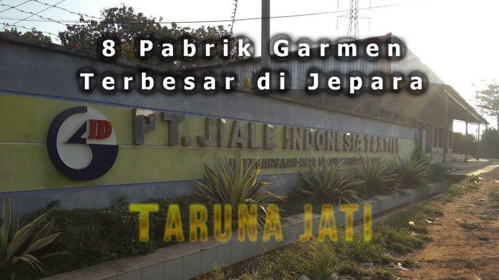 PT. Jiale Indonesia Texstil Jepara