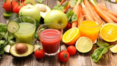 Γευστικοί συνδυασμοί φρούτων και λαχανικών, που αδυνατίζουν