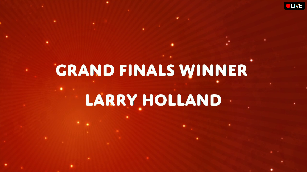 Larry Holland wins the first ever Super Smash Bros. 3DS tournament.