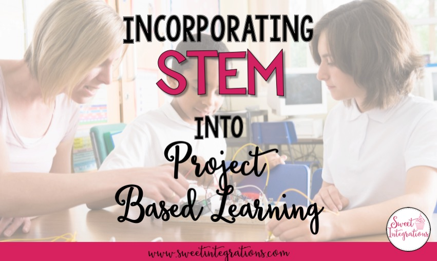 Incorporating STEM and STEAM into project based learning can be a breeze with the FREE download provided here. It's perfect for your upper elementary 2nd, 3rd, 4th, 5th, or 6th grade classroom or home school students. Click through to see how PBL can easily be integrated into your STEM or STEAM projects and activities. Plus make sure to grab the freebie that meshes the two components.