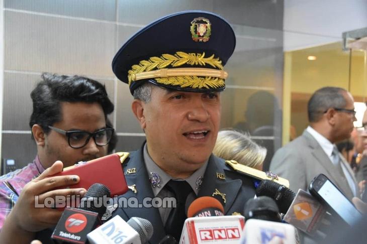 mayor general Ney Bautista Almonte