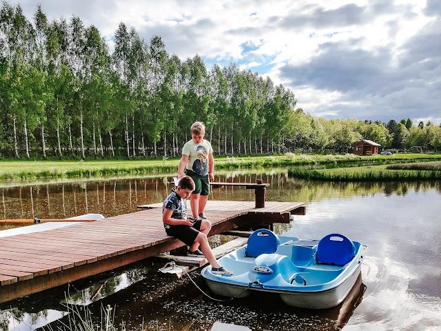 Najlepsza miejscówka na  Warmii. Tego lata wybierz się nad jeziora!