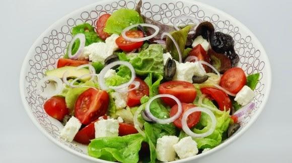 restaurant salade idéale