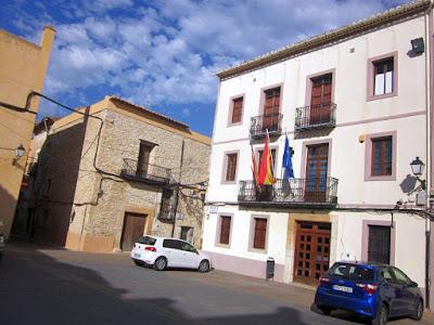 Ayuntamiento del pueblo de Sant Jordi