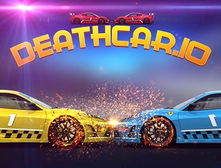 DeatchCar io araba oyunu