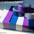 Snazz Up Some School Binders With Duck Tape ~ Christine & Co.