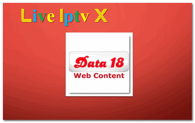 Data 18 Web Content adult addons