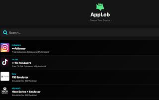 Applob free twaek and hack from applob.com
