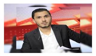 عاجل | اطلاق سراح  رياض جراد منذ قليل  بعد  ايقافه على خلفية نشره لخبر تسمم رئيس الجمهورية  في برنامج RDV على قناة التاسعة.