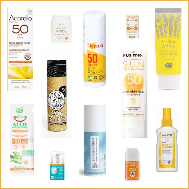 [559.] Lista rekomendowanych kosmetyków promieniochronnych - aktualizacja na rok 2020