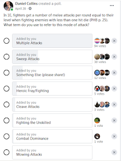 Poll for sweep attacks name