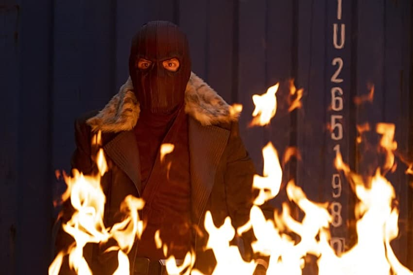 Рецензия на сериал «Сокол и Зимний Солдат» - второе шоу киновселенной Marvel - 04