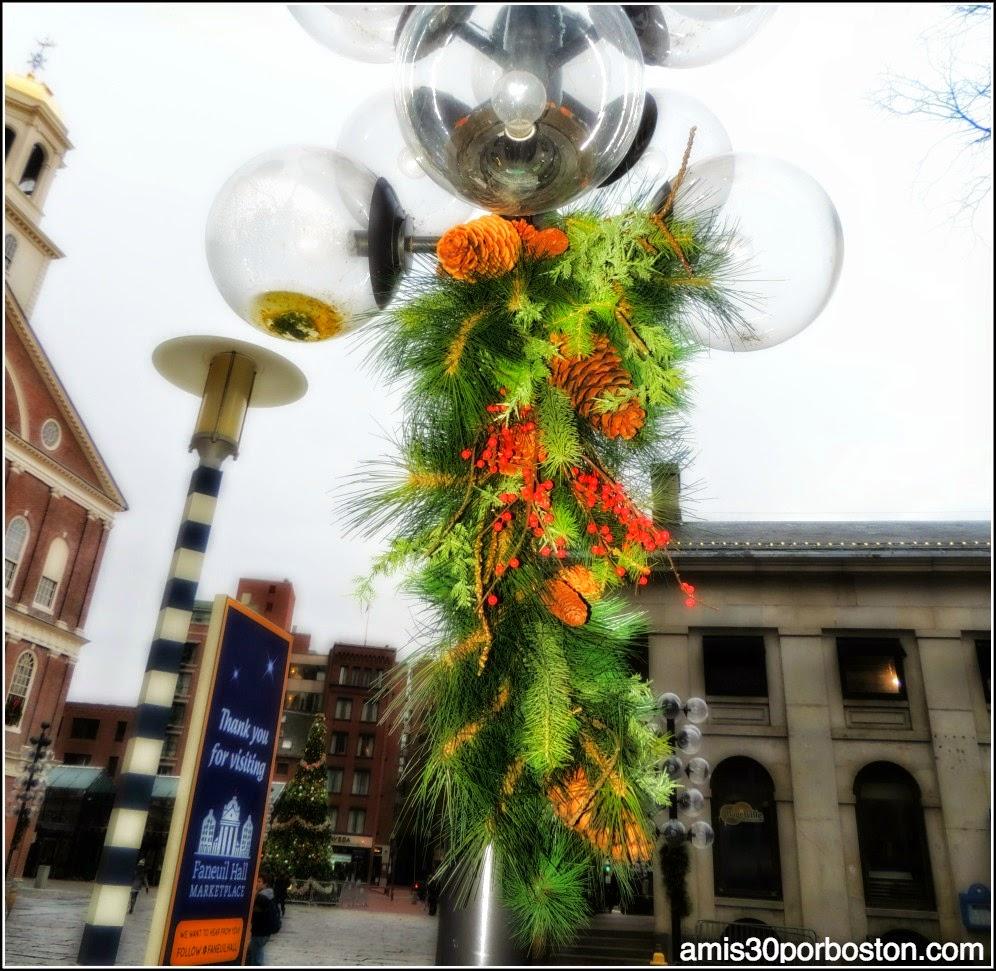 Adornos de Navidad de Faneuil Market