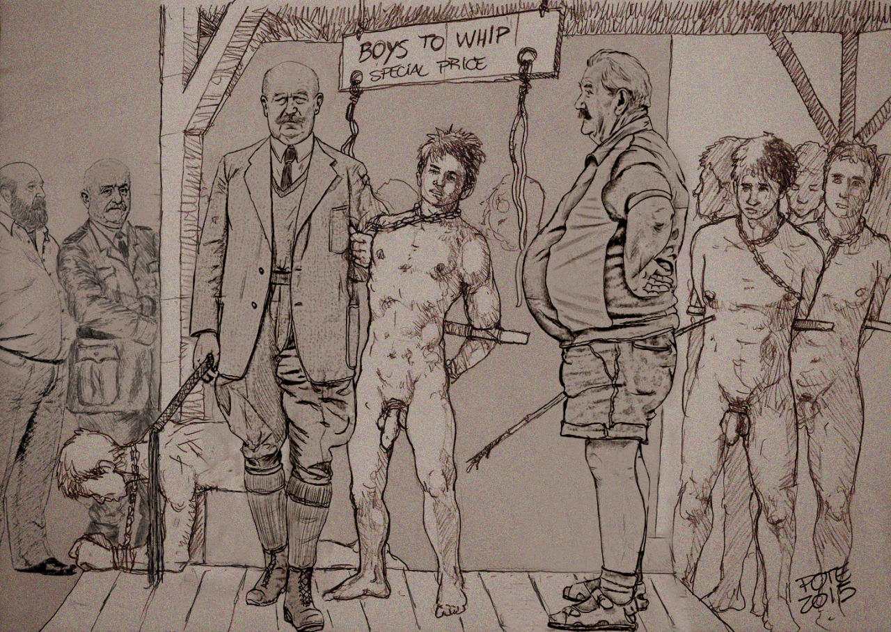 Sleep with male bdsm drawings has got