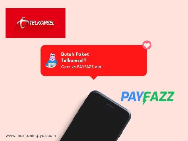 beli paket telkomsel di payfazz