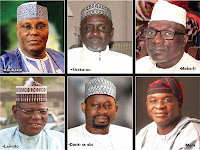 2019: POLITICS OF PDP TICKET