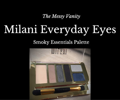 Product Review: Milani Everyday Eyes Smoky Essentials Palette