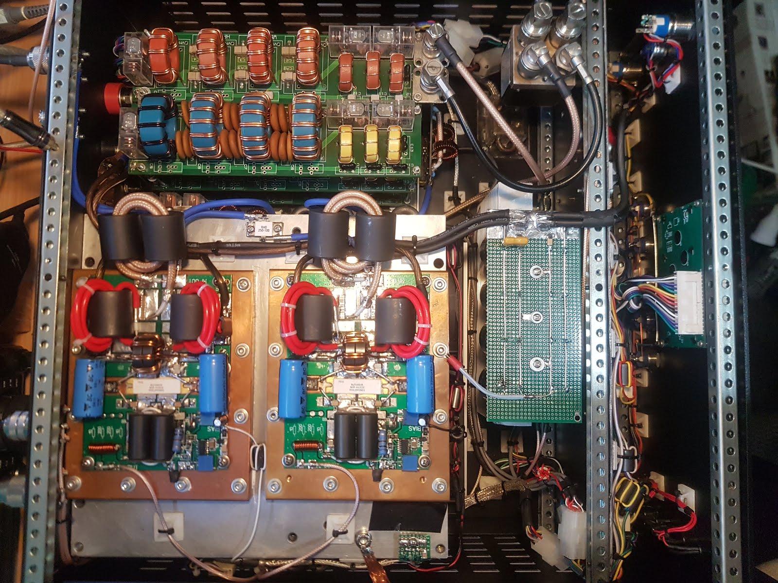 Eb104 Linear Amplifier